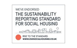 We endorse the Sustainability Report Standard for Social Housing
